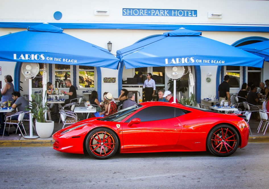 South Beach Exotic Cars Spotting Supercars In Miami
